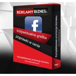 Firmowy profil na portalu społecznościowym FACEBOOK