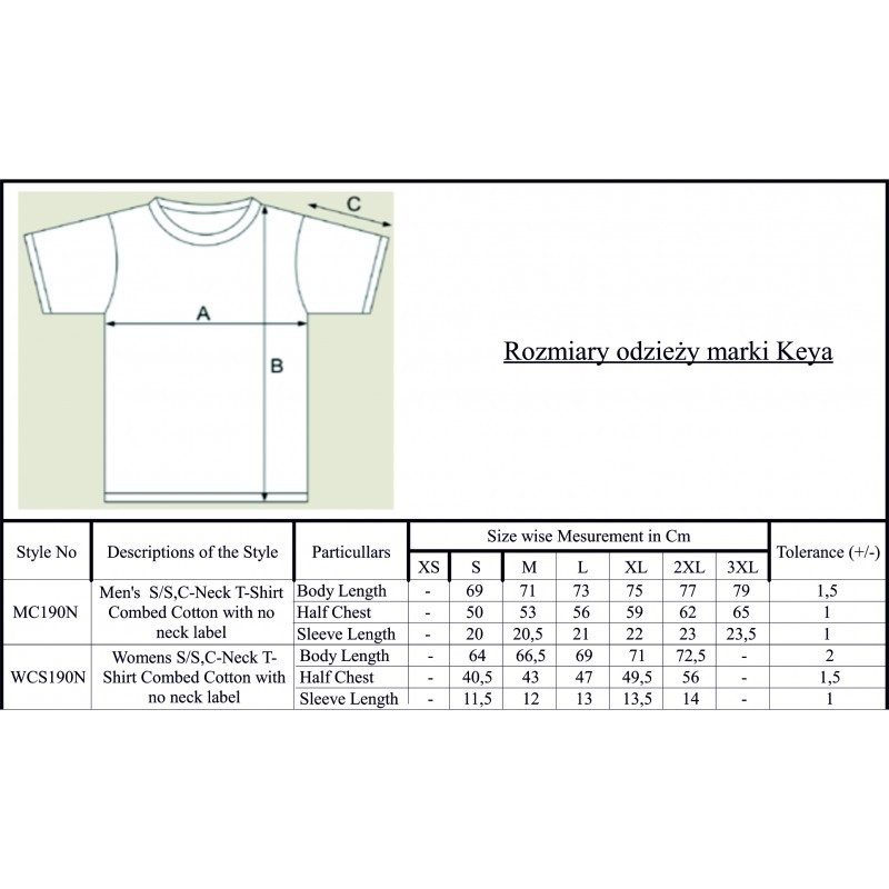 eb8d16cb1720 Koszulka biała z nadrukiem A4 DTG PREMIUM - REKLAMYBIZNES.PL